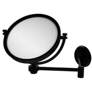 Searching for Extend 5X Magnification Wall Mirror with Dotted Detail ByAllied Brass