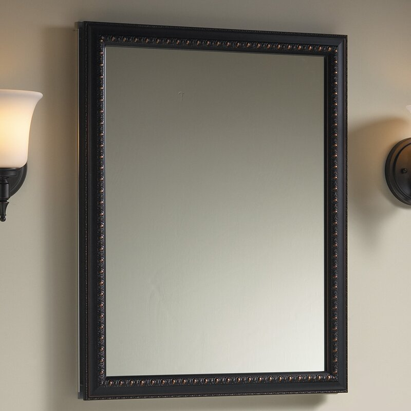 Kohler Recessed Or Surface Mount Framed