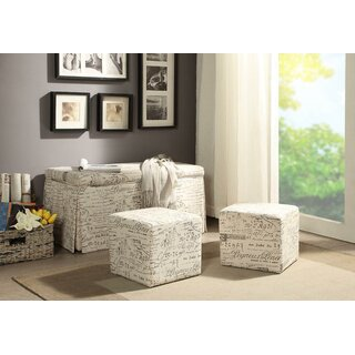 Aries Upholstered Bench by One Allium Way SKU:BB674176 Reviews