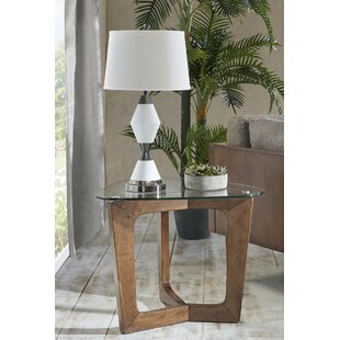 Best Reviews Eakes End Table By Corrigan Studio