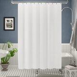 Moorefield Grace Single Shower Curtain by Winston Porter