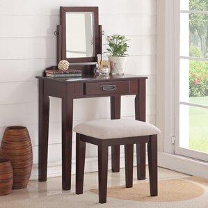 Vanity Set For Bedroom | Wayfair