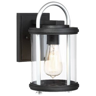 Coupon Thurmont LED Outdoor Wall Lantern By Wrought Studio