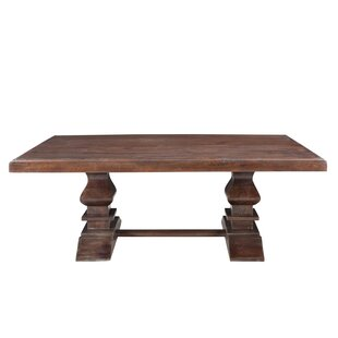 Looking for Maliyah Pedestal Coffee Table ByLongshore Tides