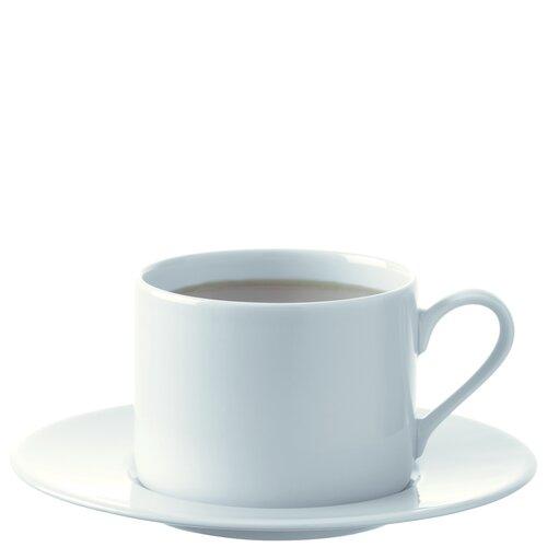 LSA International - Dine Tea/Coffee Cups & Saucers - Set of 4