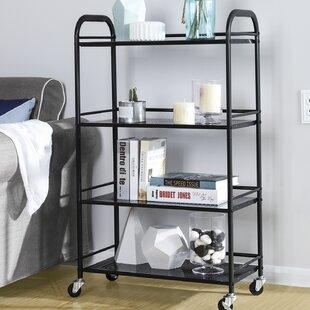 4 Tiers Storage Kitchen Cart by Symple Stuff