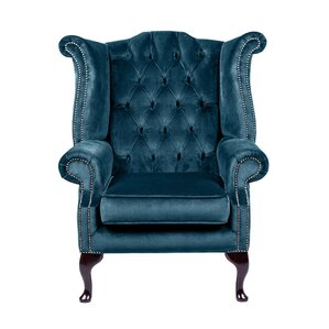 wingback occasional chairs | wayfair.co.uk