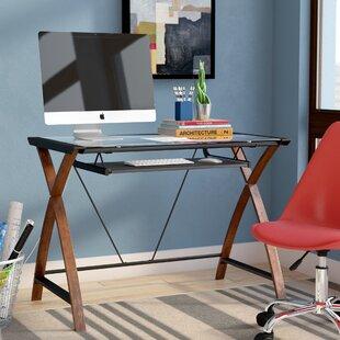 Online Reviews Sanchez Computer Desk ByZipcode Design