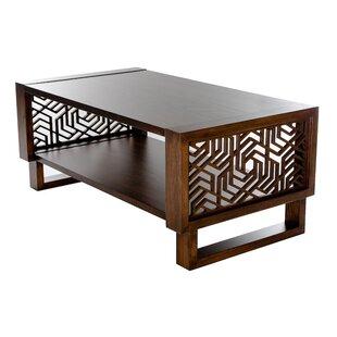 Flavien Geometric Coffee Table by Brayden Studio