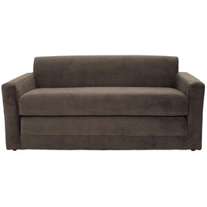 Compare Wrought Studio Pardue Sleeper Loveseat