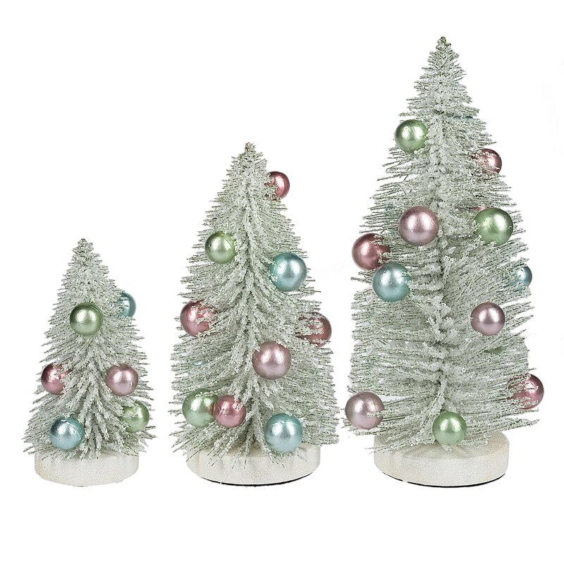 Tabletop Christmas Tree Set