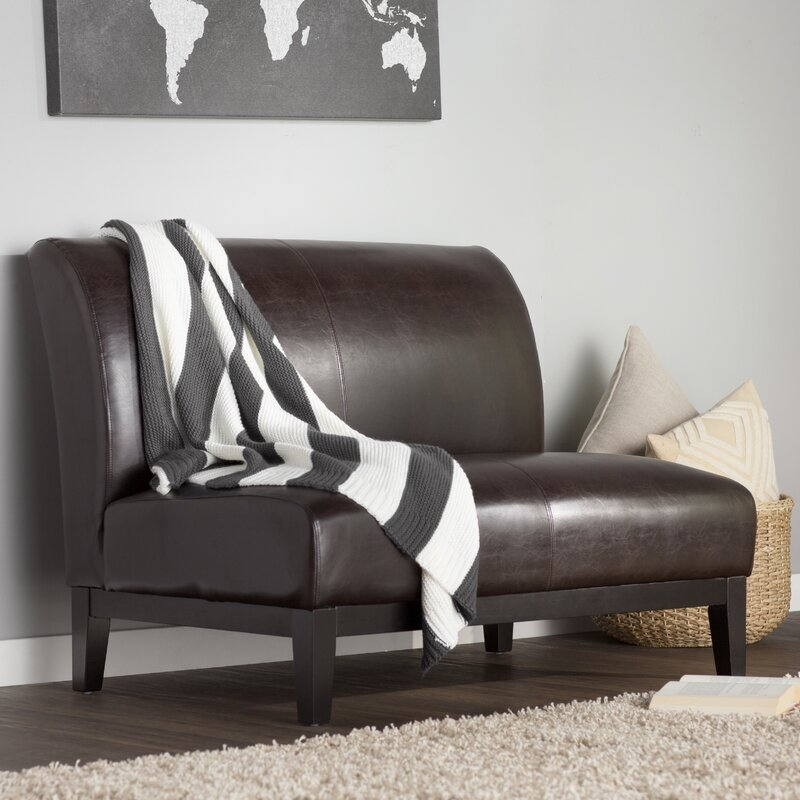 Andover mills jonas loveseat reviews for Jonas furniture