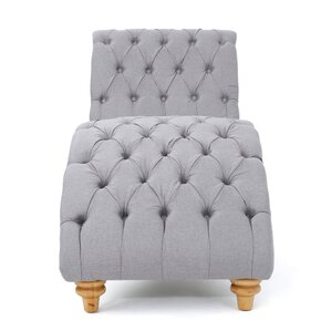 luongo fabric chaise lounge