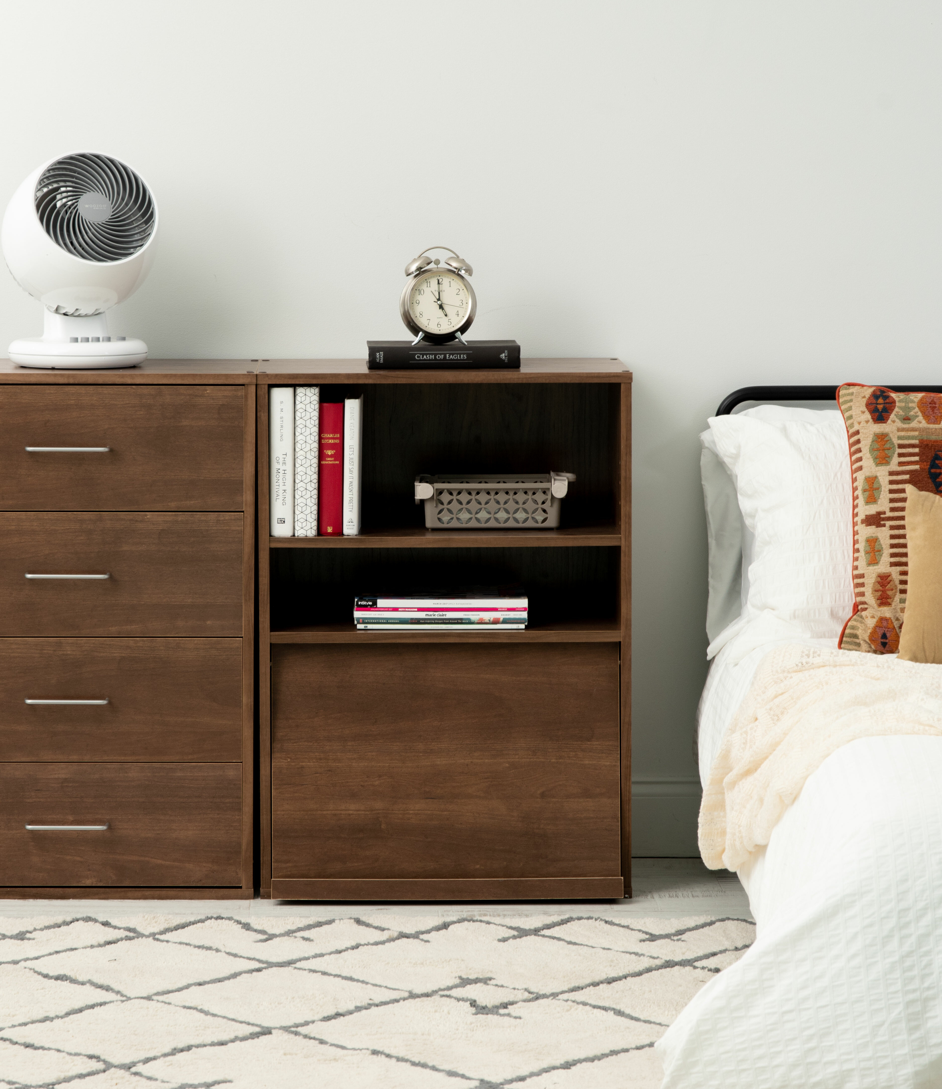 Ebern Designs Aadhan Standard Bookcase | Wayfair