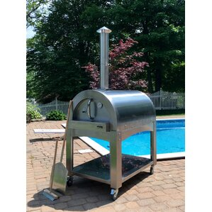 basic wood fired pizza oven - Pizza Ovens For Sale