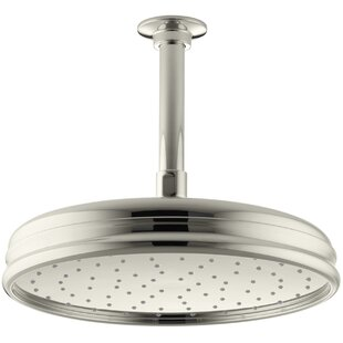 Top Reviews Traditional Round 10 Rainhead with Katalyst Air-Induction Spray, 2.5 Gpm By Kohler