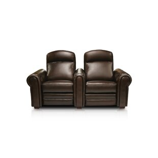 Palermo Home Theater Lounger Row of 2  by Bass