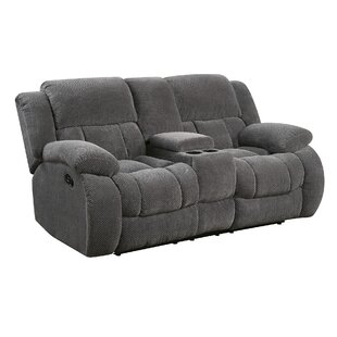 Bolander Reclining Loveseat Red Barrel Studio