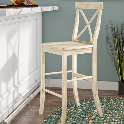 Wood Bar Stools You Ll Love In 2020 Wayfair