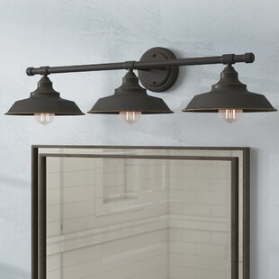 Bargain Alayna 3-Light Armed Sconce By Trent Austin Design