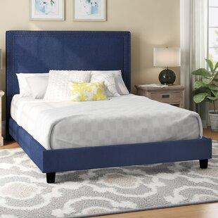 Caledonia Upholstered Platform Bed
