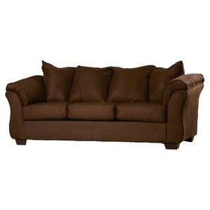 Comparison Huntsville Sofa by Alcott Hill