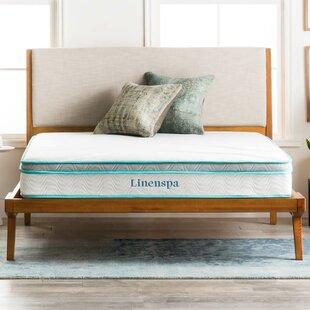 8 Firm Innerspring Mattress By Linenspa