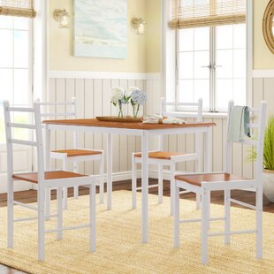 Delicieux Milford High Bridge 5 Piece Dining Set
