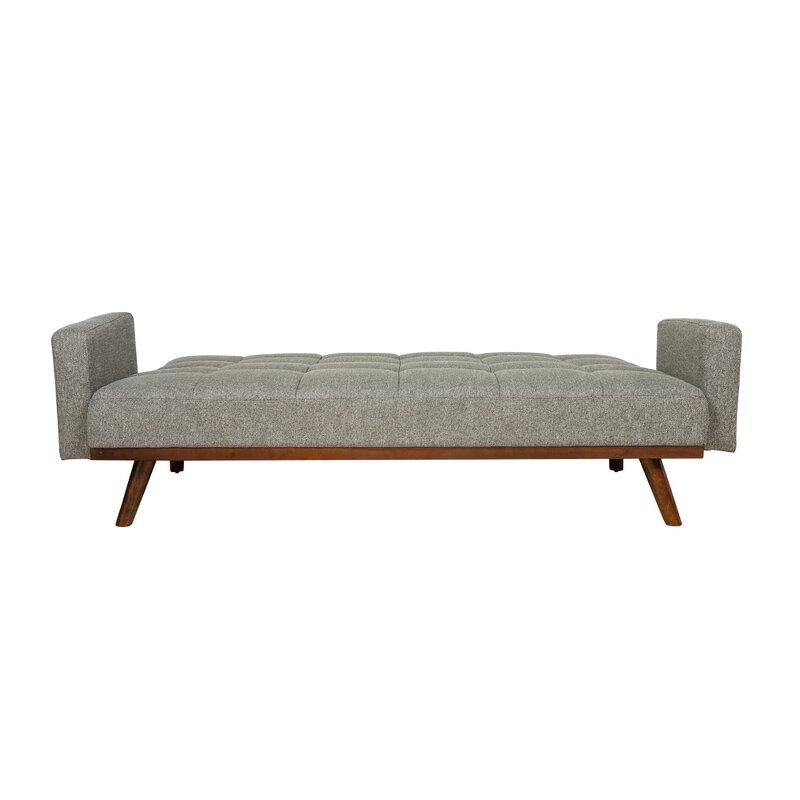 George Oliver Summer Modern Futon Sofa Sleeper & Reviews | Wayfair