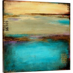 Mystic Bay by Erin Ashley Graphic Art on Canvas by Great Big Canvas