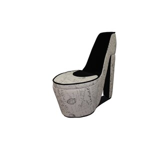 Finest Stiletto Shoe Chair | Wayfair EV24