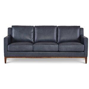 Cornish Leather Sofa