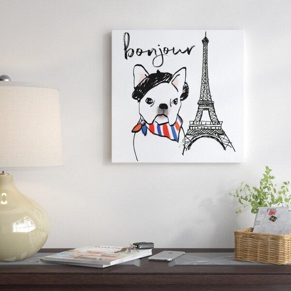 Bonjour Wall Art Wayfair Ca