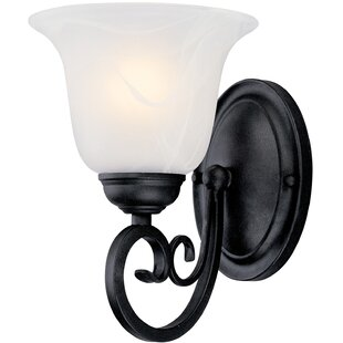 Reviews Tuscany 1-Light Wall Sconce By Hardware House