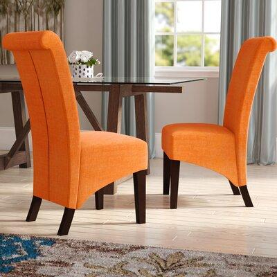 Keyesport Upholstered Parsons Chair