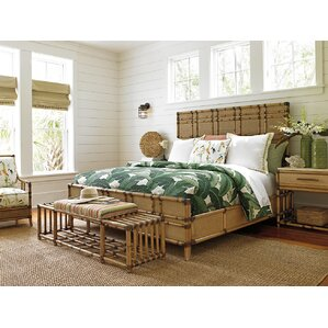 Twin Palms Panel Configurable Bedroom Set by Tommy Bahama Home