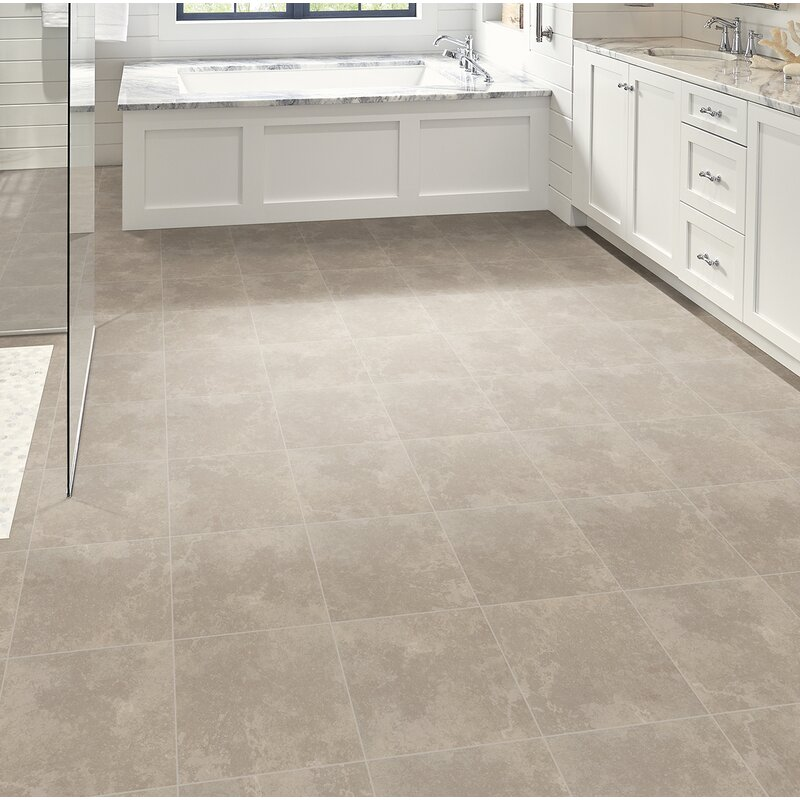 Msi Tempest 18 X 18 Ceramic Field Tile In Beige Wayfair