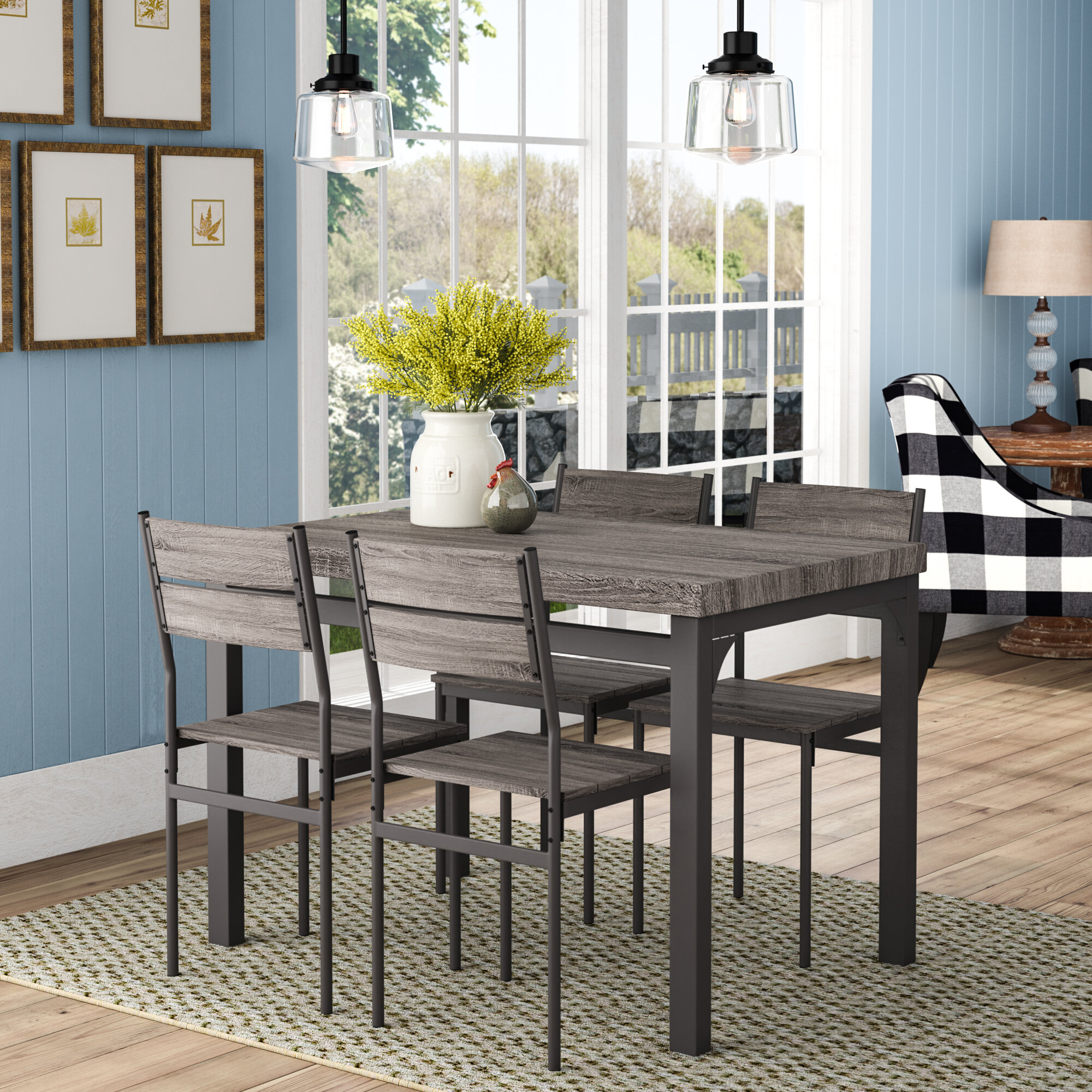 Breakfast Nook Small Kitchen Dining Room Sets You Ll Love In 2020 Wayfair