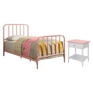 Weston Transitional Panel Configurable Bedroom Set by Viv   Rae