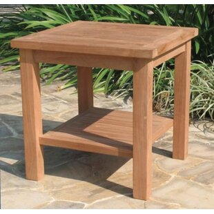 Gasaway Teak End Table