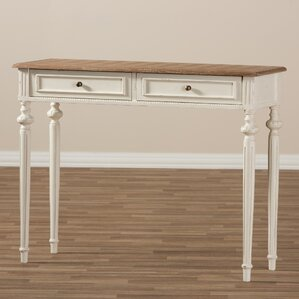 Rogero French Provincial Console Table by Wh..