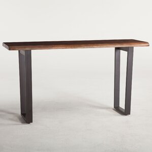 Belfrie Acacia Console Table by World Interi..