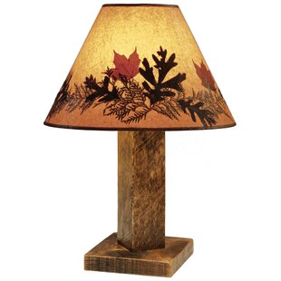 Affordable Price Barnwood 26 Table Lamp By Fireside Lodge
