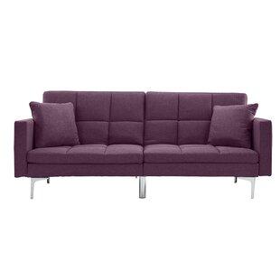 Kouassi Modern Convertible Sofa Orren Ellis