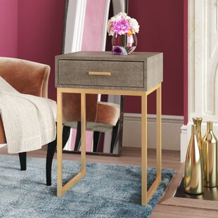 Affordable Roxanna End Table by Willa Arlo Interiors