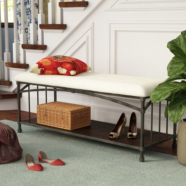 Darby Home Co Barker Bench & Reviews by Darby Home Co