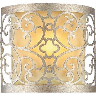 Bargain Meghna 1-Light Flush Mount By CWI Lighting