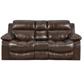 Positano Reclining 79'' Pillow Top Arm Loveseat by Catnapper
