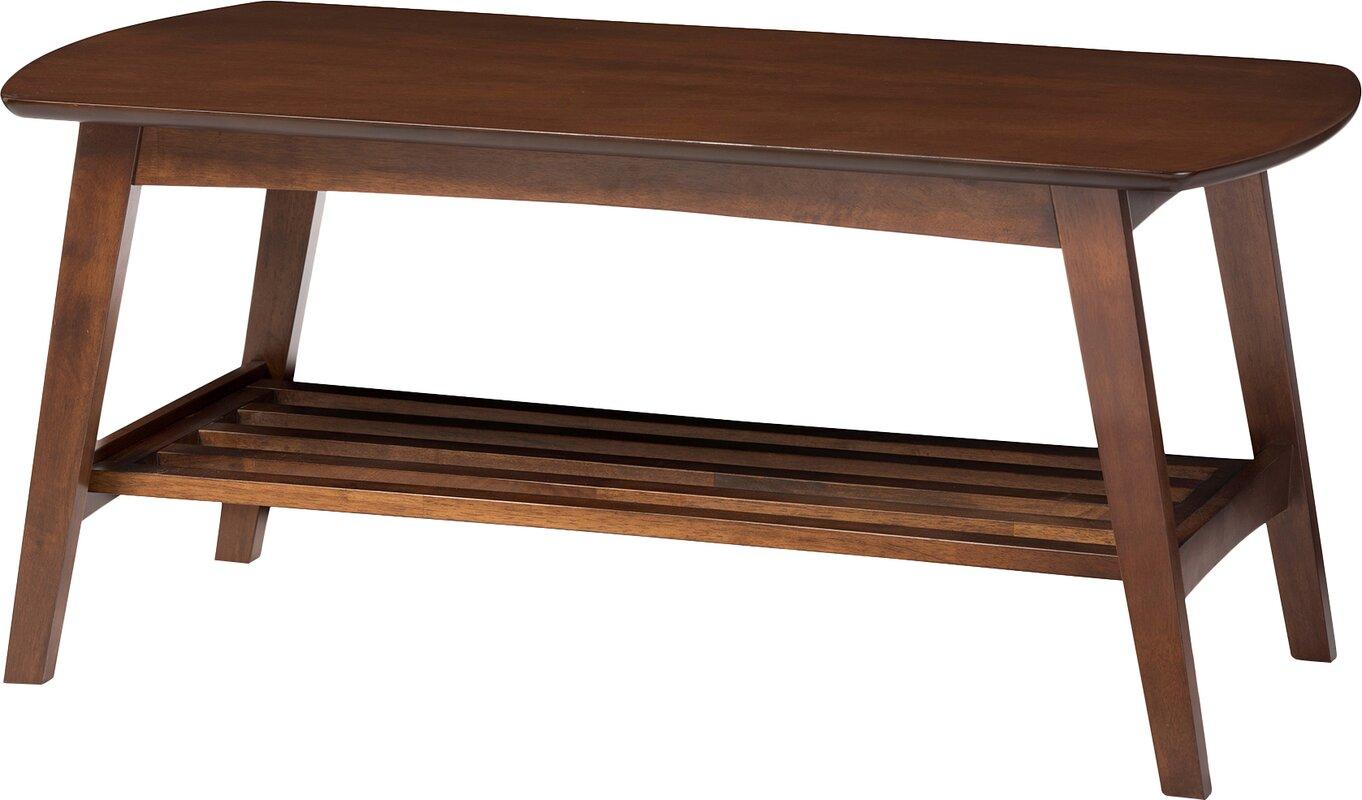wholesale interiors baxton studio sacramento coffee table