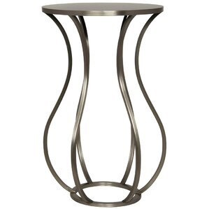 Marie Metal End Table by Noir